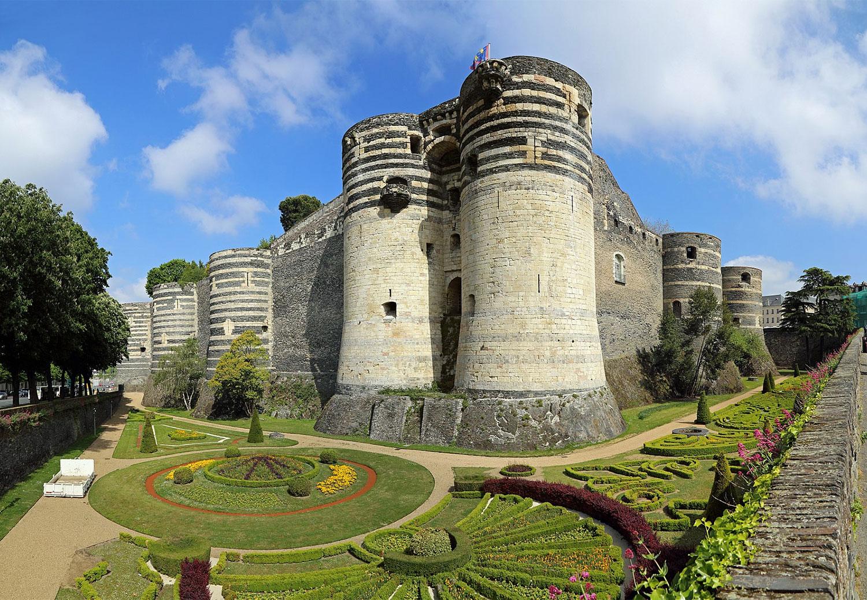 Découvrez notre carnet de voyage en Anjou