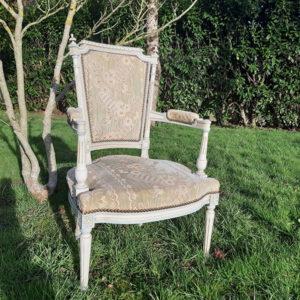 fauteuil pompadour