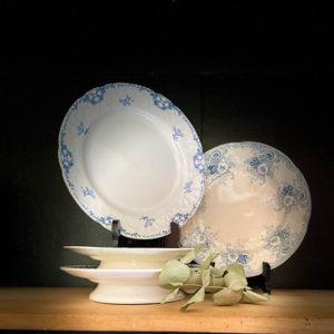 Location vaisselle Angers - Compotier années folles