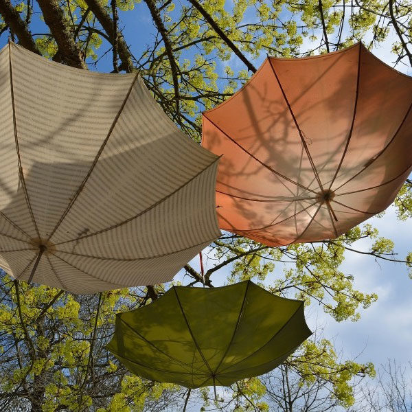 ombrelle vintage