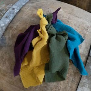 serviette coton