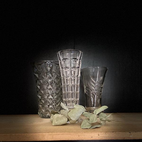 Vase cisélé
