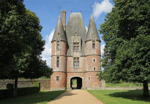 chateau carrouges